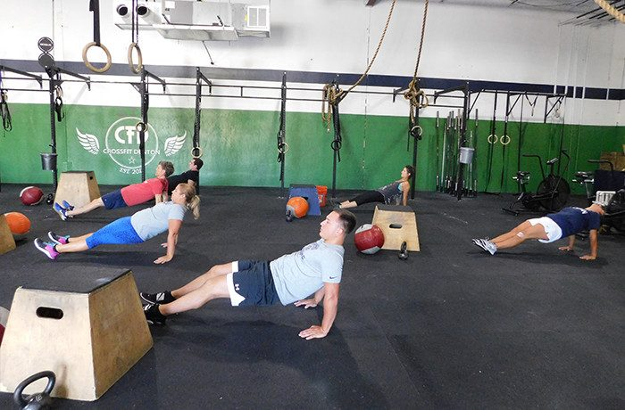 CrossFit Group Class